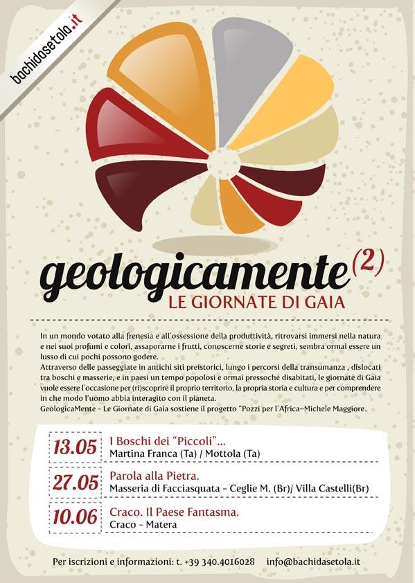 Geologicamente 2. Le giornate di Gaia